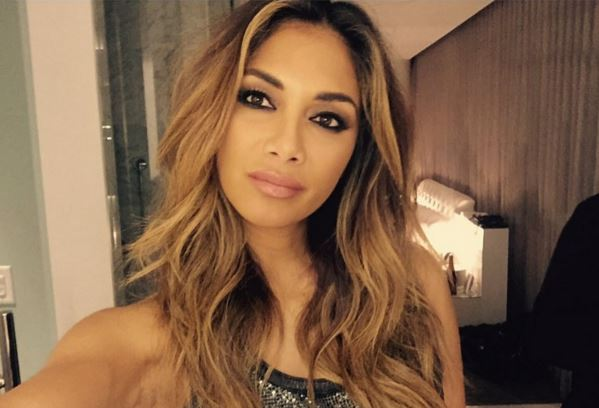Nicole Scherzinger has thrown some serious shade at The X Factor