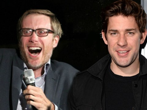 The Office US's John Krasinski re-teams with show co-creator Stephen Merchant for new work-place comedy