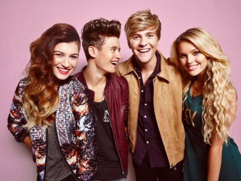 The X Factor 2014 stars Only The Young split up (very publicly) after three years