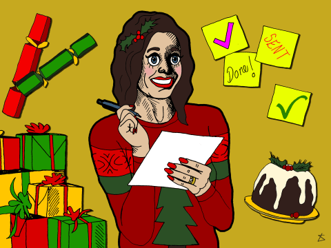 The 8 types of mum you get in the run up to Christmas
