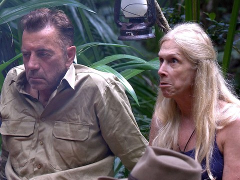 I'm A Celebrity 2015: Duncan Bannatyne tries to get into bed with Lady C
