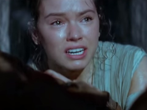 The Force Awakens becomes a chick flick with The Fault In Our Star Wars