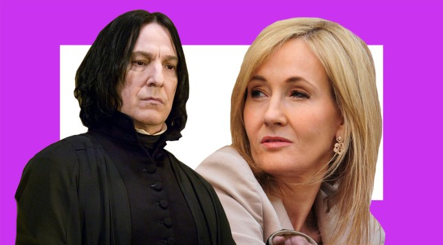 J K Rowling gets involved in Snape arguments on Twitter amongst