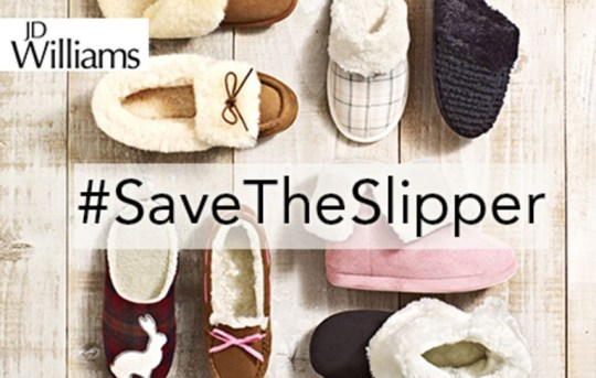 2a63be2bf89 Sales of slippers are in major decline and Twitter is furious ...