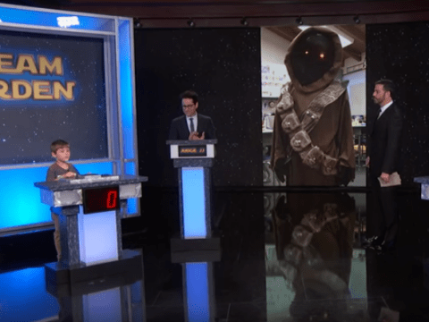 7-year-old just shamed the cast of Star Wars in epic trivia battle