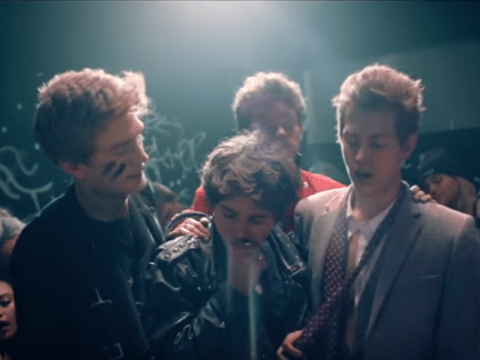 The Vamps have done a Taylor Swift and got a load of famous friends in their new video – including Maisie Williams
