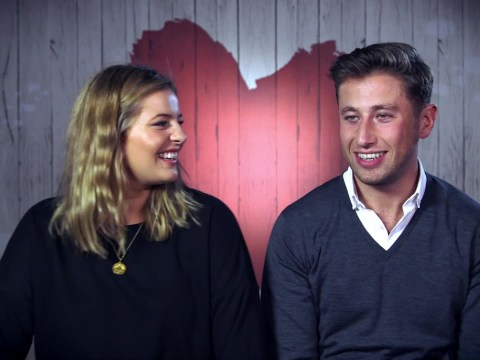 First Dates contestant says he's too hot for his date… and then swiftly gets his comeuppance