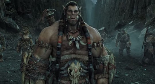 Warcraft Movie Orcs Meet Humans In Dramatic Style As The First