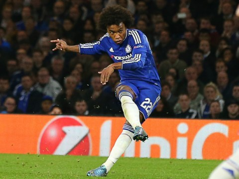Is Willian keeping Jose Mourinho in his job as manager of Chelsea?