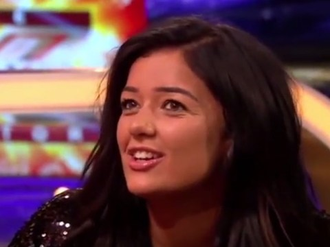 The X Factor: Lauren Murray is on vocal rest because she talks too much