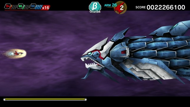 Dariusburt Chronicle Saviour (PS4) – we tried not to plaice any fish puns in the actual review