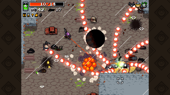 Nuclear Throne (PS4) - Fallout was never like this
