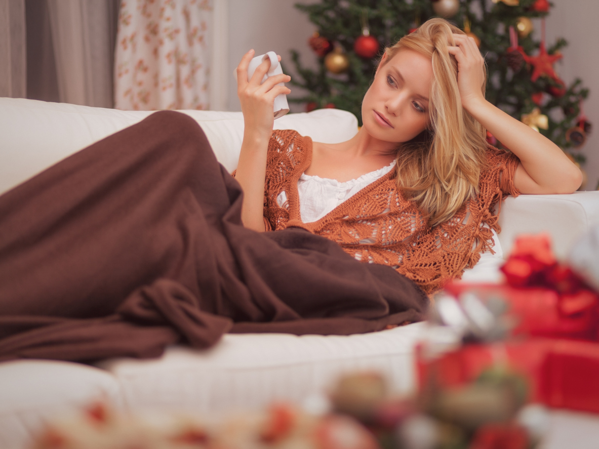 8 ways to embrace being dumped at Christmas