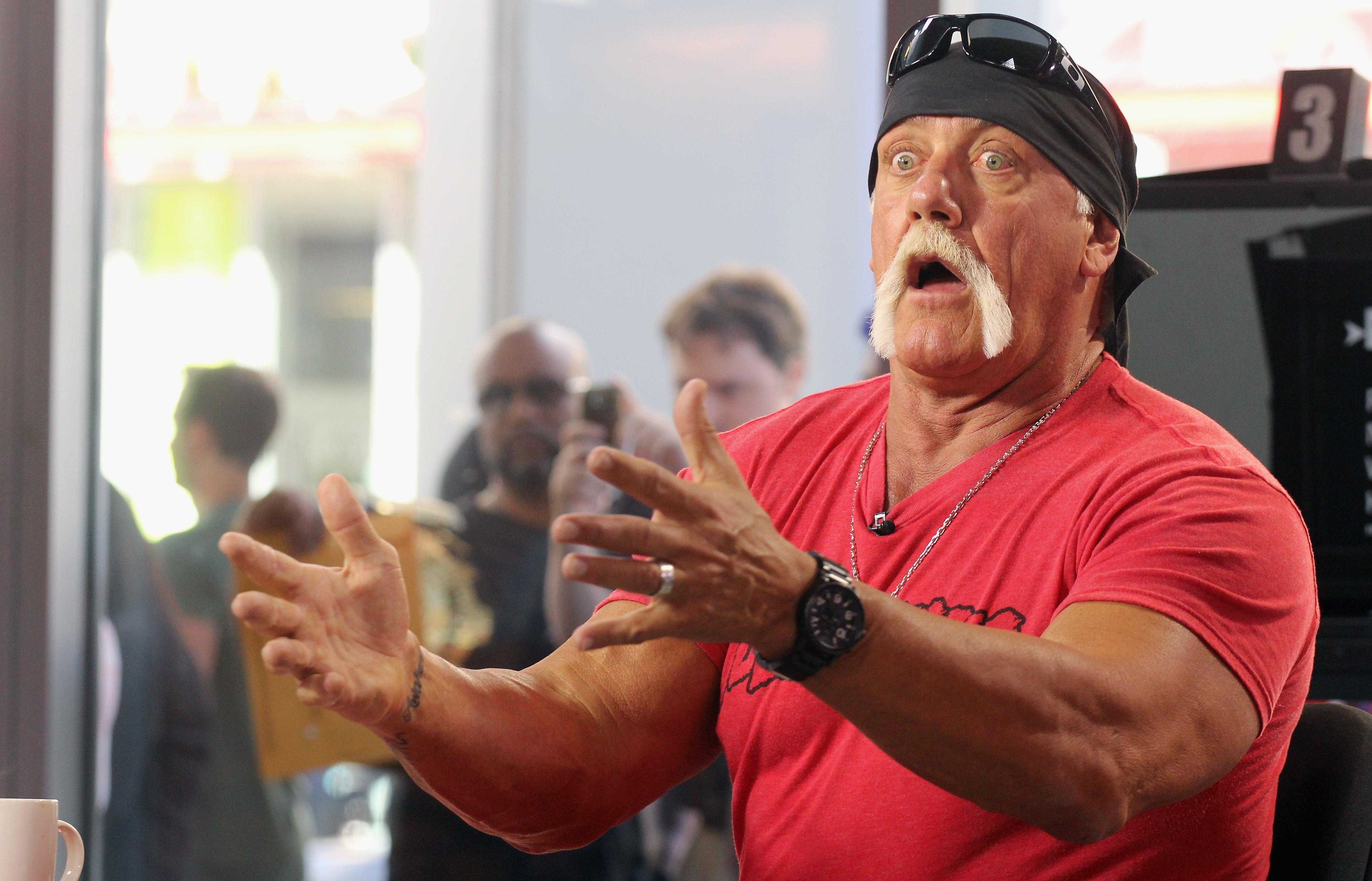 Hulk Hogan duped into tweeting about 'sick sister' Cheryl Fernandez-Versini