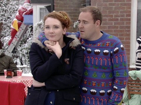 Coronation Street spoilers: A Christmas miracle changes everything for Tyrone Dobbs and Fiz Stape