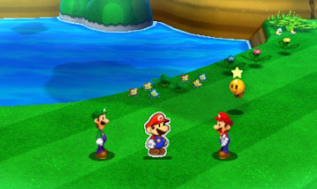 Mario & Luigi: Paper Jam Bros. (3DS) - when Mario met Mario