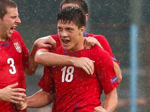 Arsenal eyeing transfer of Luka Jovic from Red Star Belgrade – report