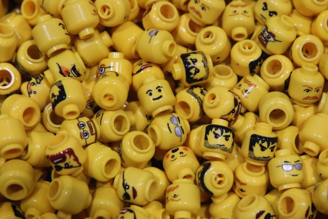 Lego are hiring builders (Picture: Getty)