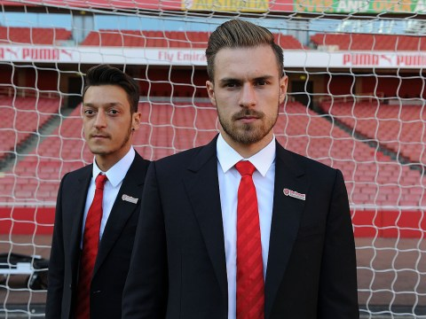 Arsenal should replace Mesut Ozil with Aaron Ramsey, says Craig Bellamy