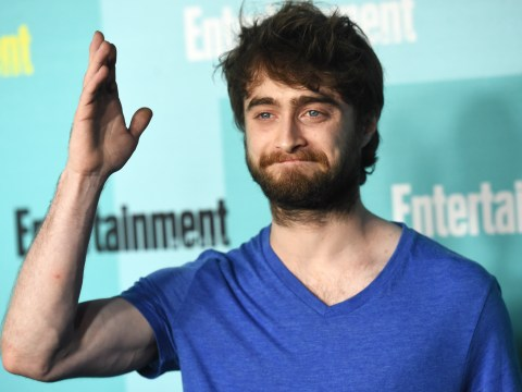 Daniel Radcliffe was 'violently ill' after drinking anti-freeze by accident