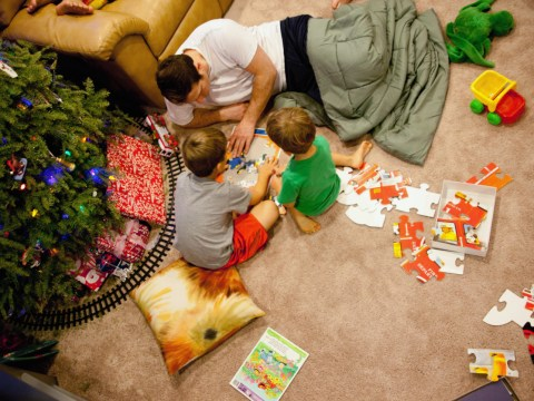 5 things parents can totally get away with at Christmas