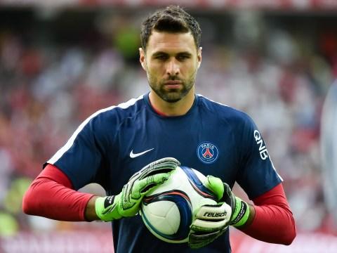 Aston Villa handed boost to secure transfer of Paris Saint-Germain goalkeeper Salvatore Sirigu – report