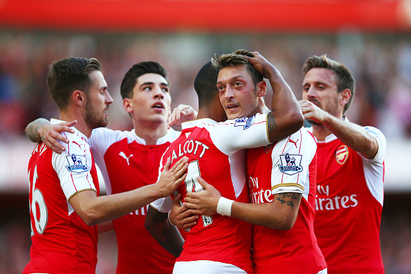 Stats suggest Arsenal are most likely to win the Premier League this season