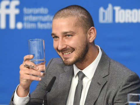 These people touched Shia LaBeouf's soul and it was actually pretty rubbish