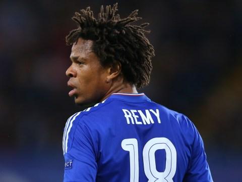 Aston Villa eye loan transfer for Chelsea striker Loic Remy – report