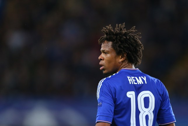 LONDON, ENGLAND - SEPTEMBER 16: Loic Remy of Chelsea during the UEFA Champions League group G match between Chelsea and Maccabi Tel-Aviv at Stamford Bridge on September 16, 2015 in London, United Kingdom. (Photo by Catherine Ivill - AMA/Getty Images)