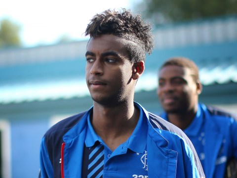Arsenal's Gedion Zelalem extends Rangers loan until end of the season, confirms Mark Warburton