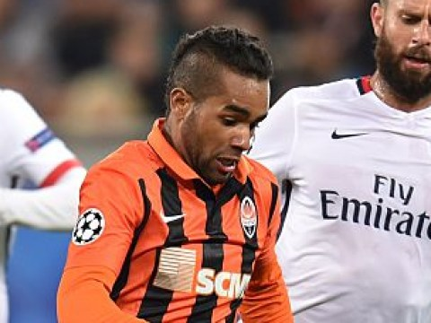 Alex Texeira confirms he's had transfer talks with Chelsea
