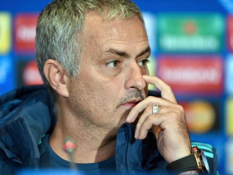 Chelsea should only sack Jose Mourinho if they are in a relegation battle after Christmas