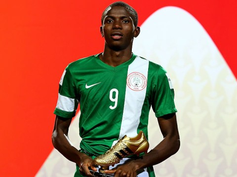 Victor Osimhen travelling to see Arsenal facilities ahead of potential transfer