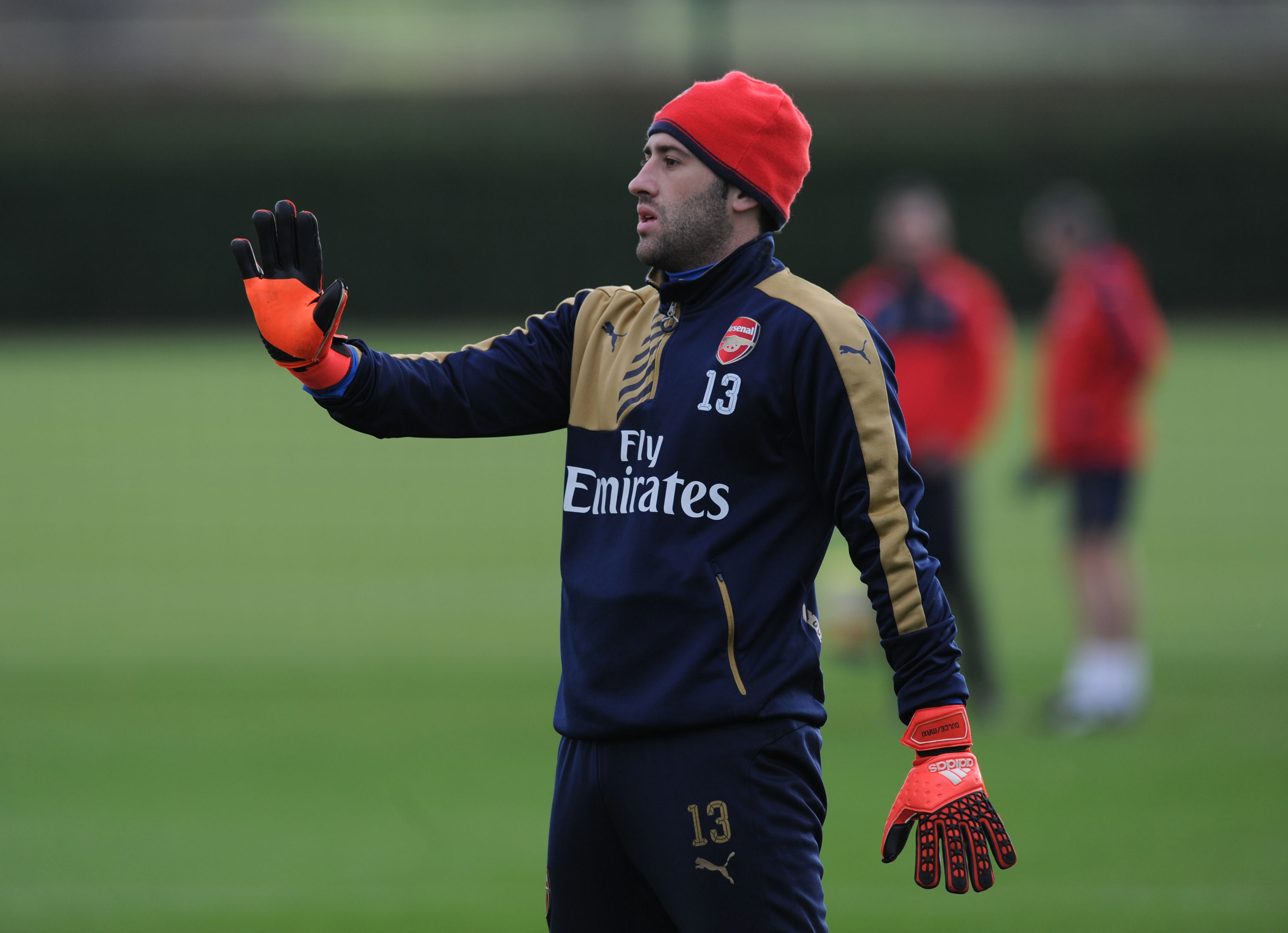 David Ospina close to Arsenal loan exit as Besiktas president flies to London for transfer talks – report