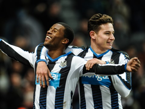 Could Manchester United or Arsenal make a transfer move for Newcastle United's Georginio Wijnaldum?