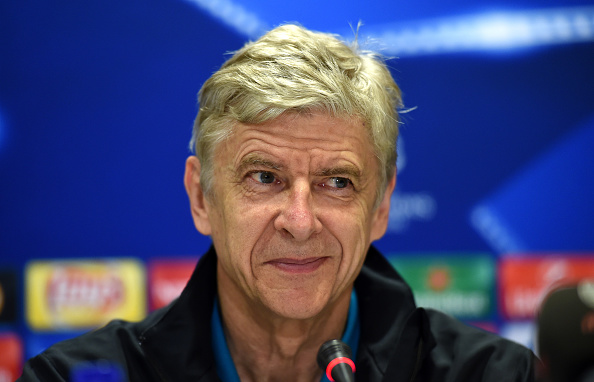 Arsene Wenger brings out the mind games ahead of Olympiakos v Arsenal