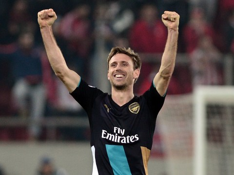 Arsene Wenger happy to let Arsenal defender Nacho Monreal seal transfer to Athletic Bilbao – report