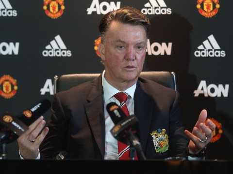 Louis van Gaal will not be able to hide behind Manchester United's injury crisis much longer