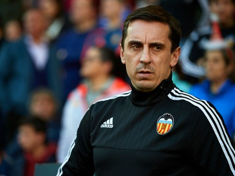 Gary Neville rules himself out of running to succeed Louis van Gaal at Manchester United