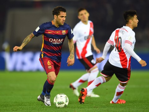 Tottenham Hotspur should try and sign Barcelona's Dani Alves in the transfer window