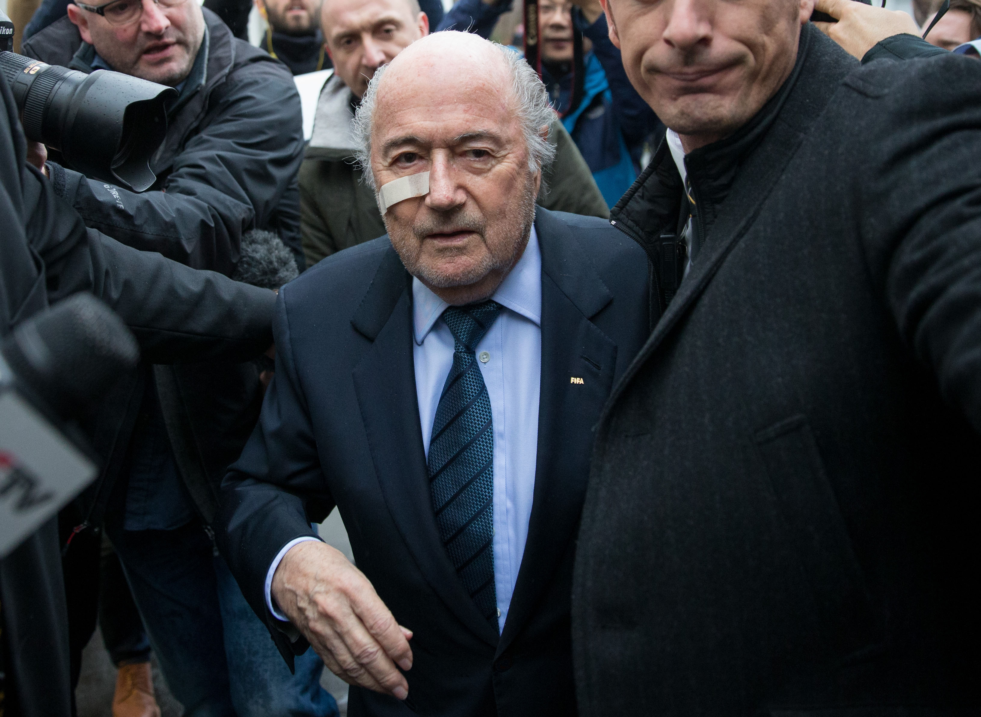 Sepp Blatter to appeal Fifa decision to ban him from football