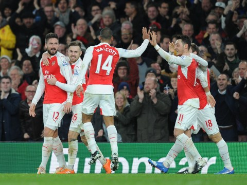 How will Arsenal line-up against Southampton in their crunch Premier League clash?
