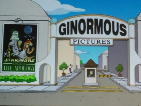 The Simpsons predicted Star Wars: Episode 7 back in 2009 – but it doesn't end there…