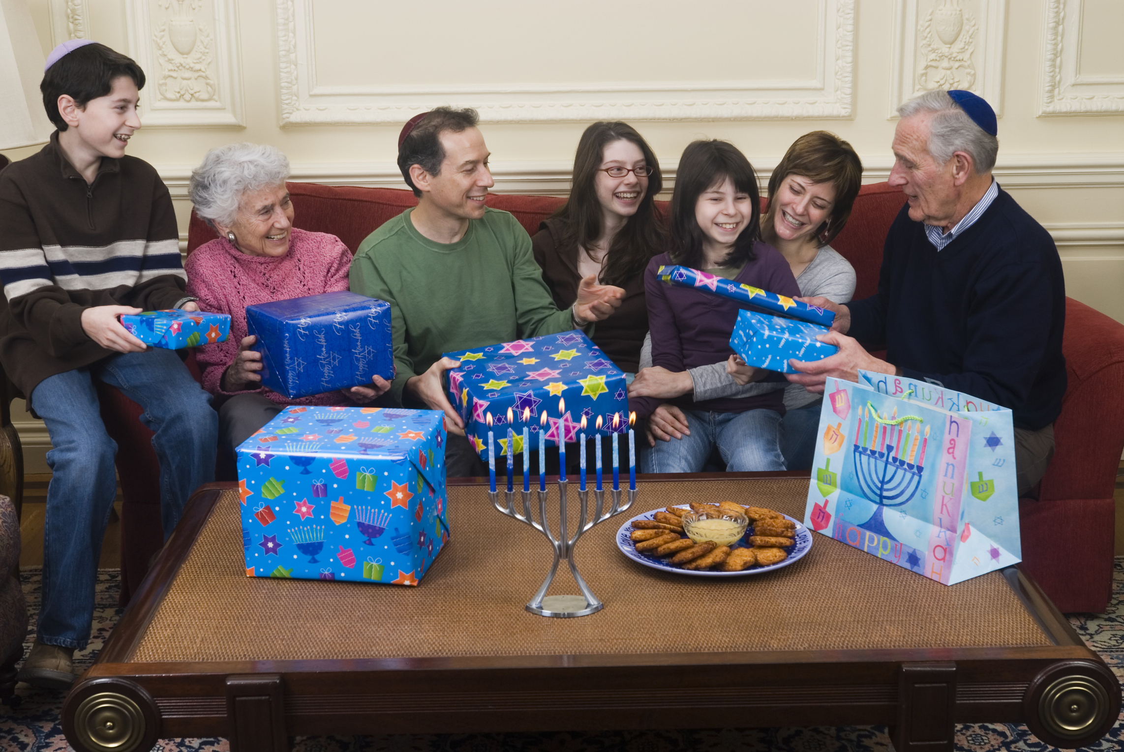 10 things that happen every Chanukah
