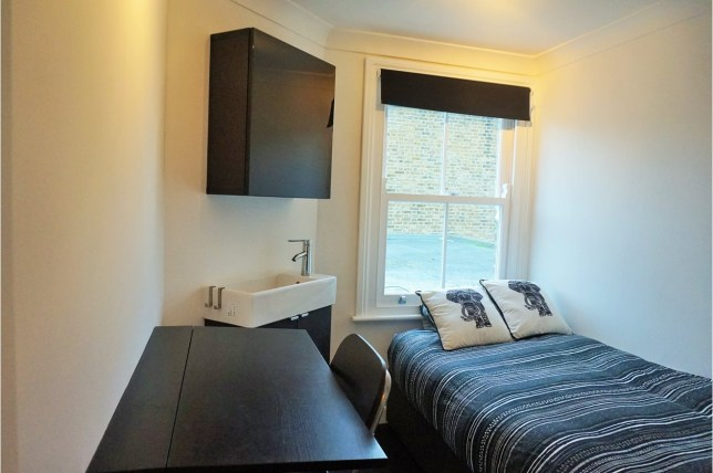 London's cheapest flat at £75K