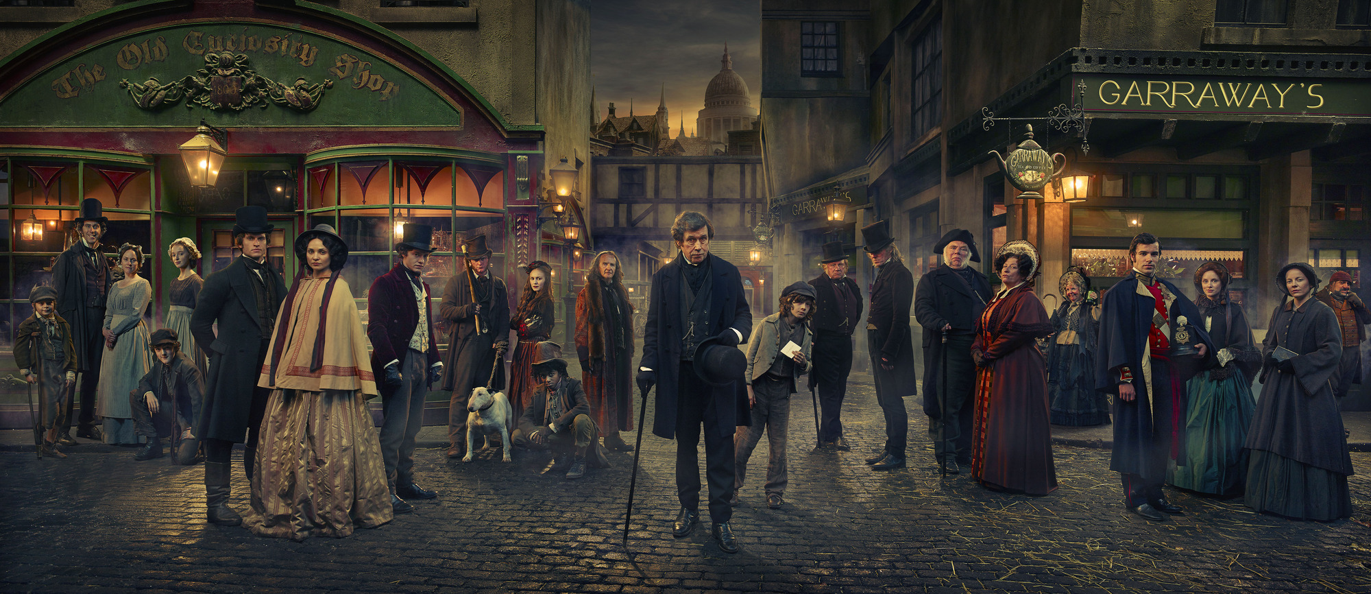 17 amazing facts about the groundbreaking BBC series Dickensian