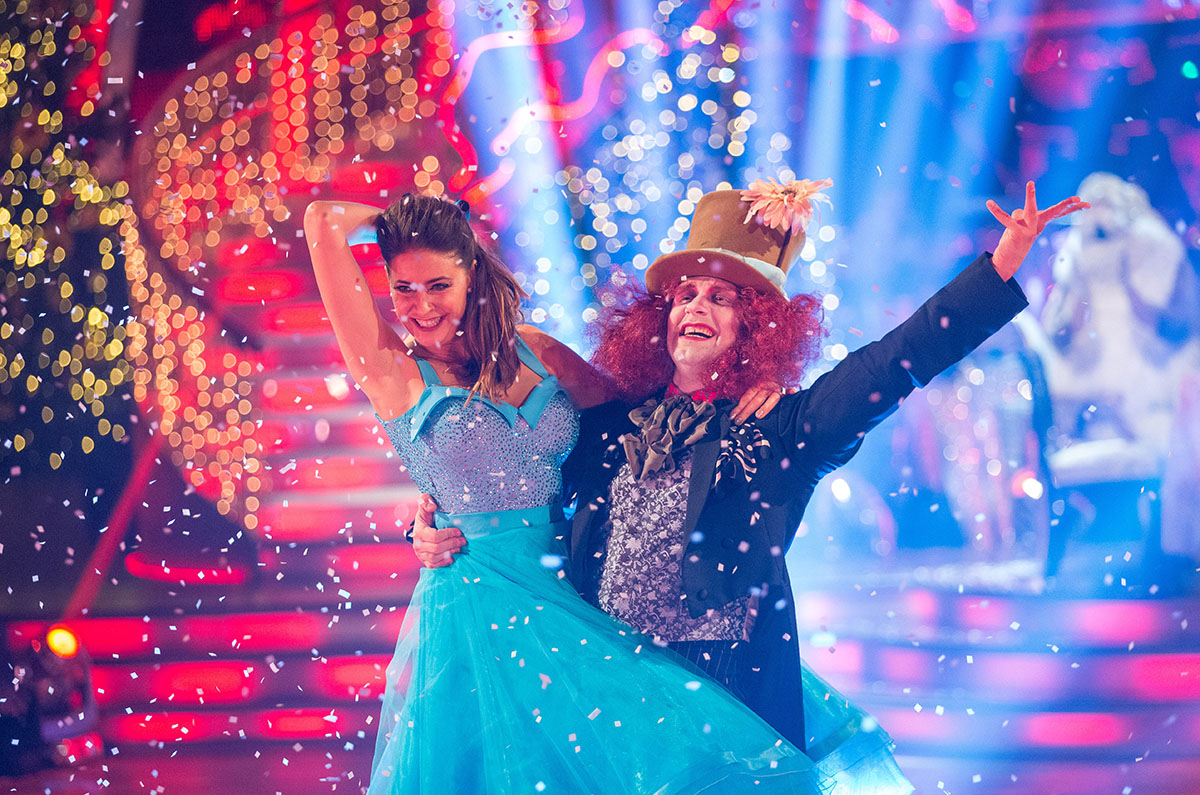 Programme Name: Strictly Come Dancing - Christmas Special 2015