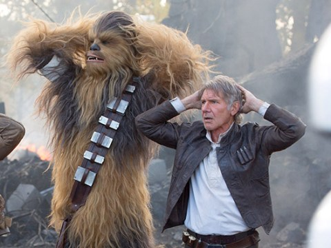 Harrison Ford is officially NOT in Star Wars: Episode 8