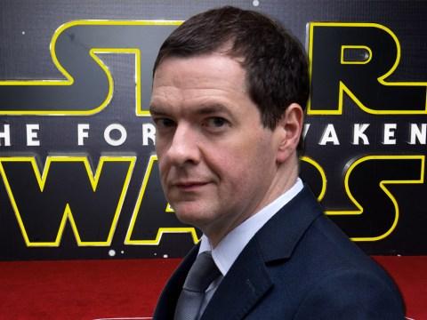 Star Wars: The Force Awakens premiere sees George Osborne get booed